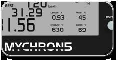 AiM MyChron5 Detail Technische Daten