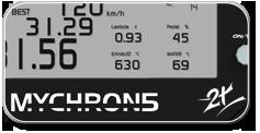 AiM MyChron5 2T Detail Technische Daten