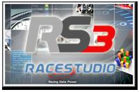 AiM MyChron5 Besonderheit Software RaceStudio3